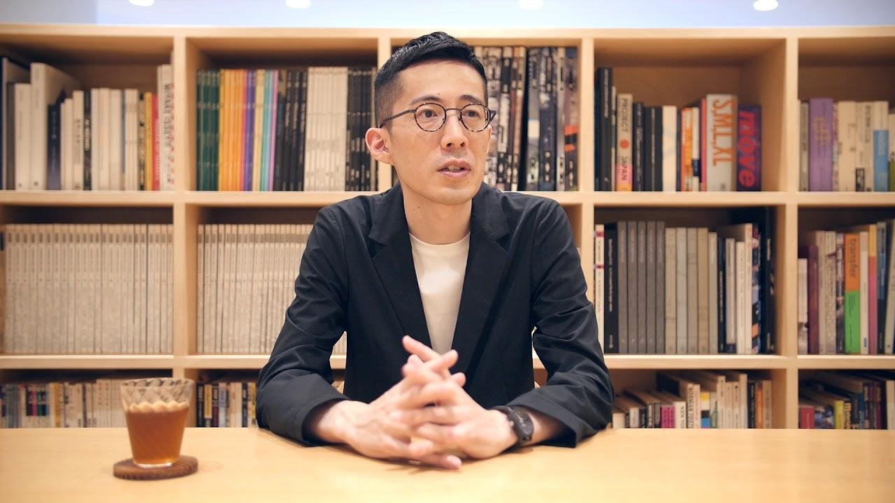 【空間デザインインタビュー】松井亮/Hitoshinayaについて語る