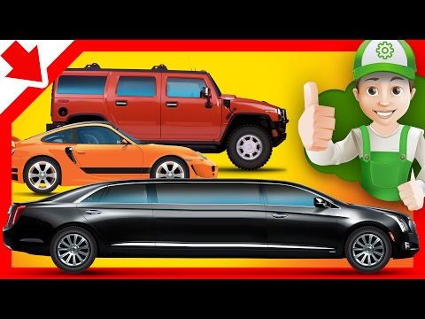 Handy Andy cartoon. Limousine SUV and racing car Cars for kids learning Cartoon for kids 4 years old from YouTube · Duration:  5 minutes 4 seconds