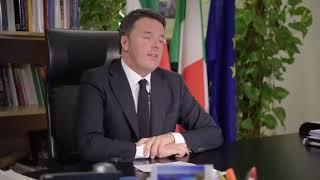 Roma - Il commento di Matteo Renzi ai risultati elettorali (05.03.18)
