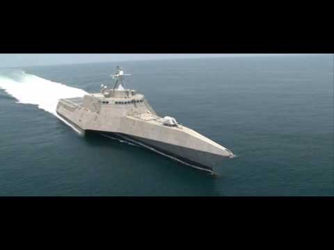 General Dynamics - Independence Littoral Combat Ship 2 (LCS 2) [480p]