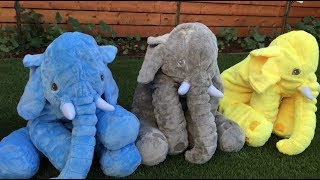 Baby Sleeping On An Elephant Is The Cutest Thing Ever