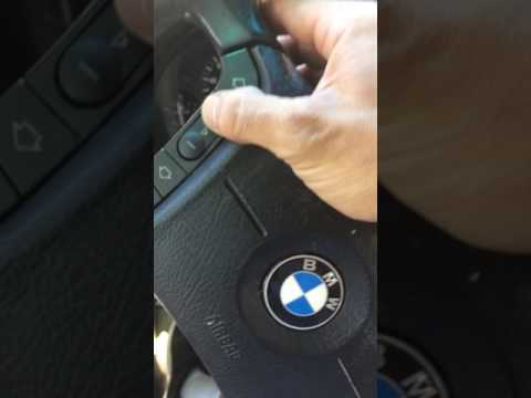 E53 BMW X5 aftermarket stereo head unit easy install with DSP