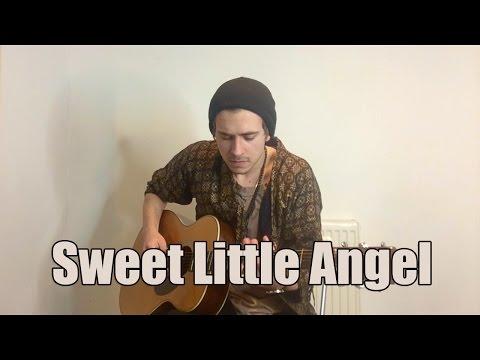 B.B King - Sweet Little Angel (Cover by Tomi Saario)