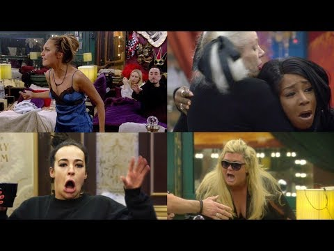 Celebrity Big Brother 17 UK - All Fights/Drama