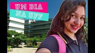 Um dia na UFF - Vlog