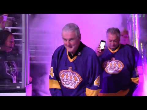 Kings Live:  Player introductions for 1967-68 LA Kings squad