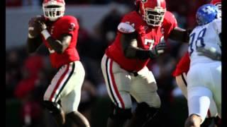UGA - Georgia Bulldogs football - Glory Glory - fight song - Herschel Walker