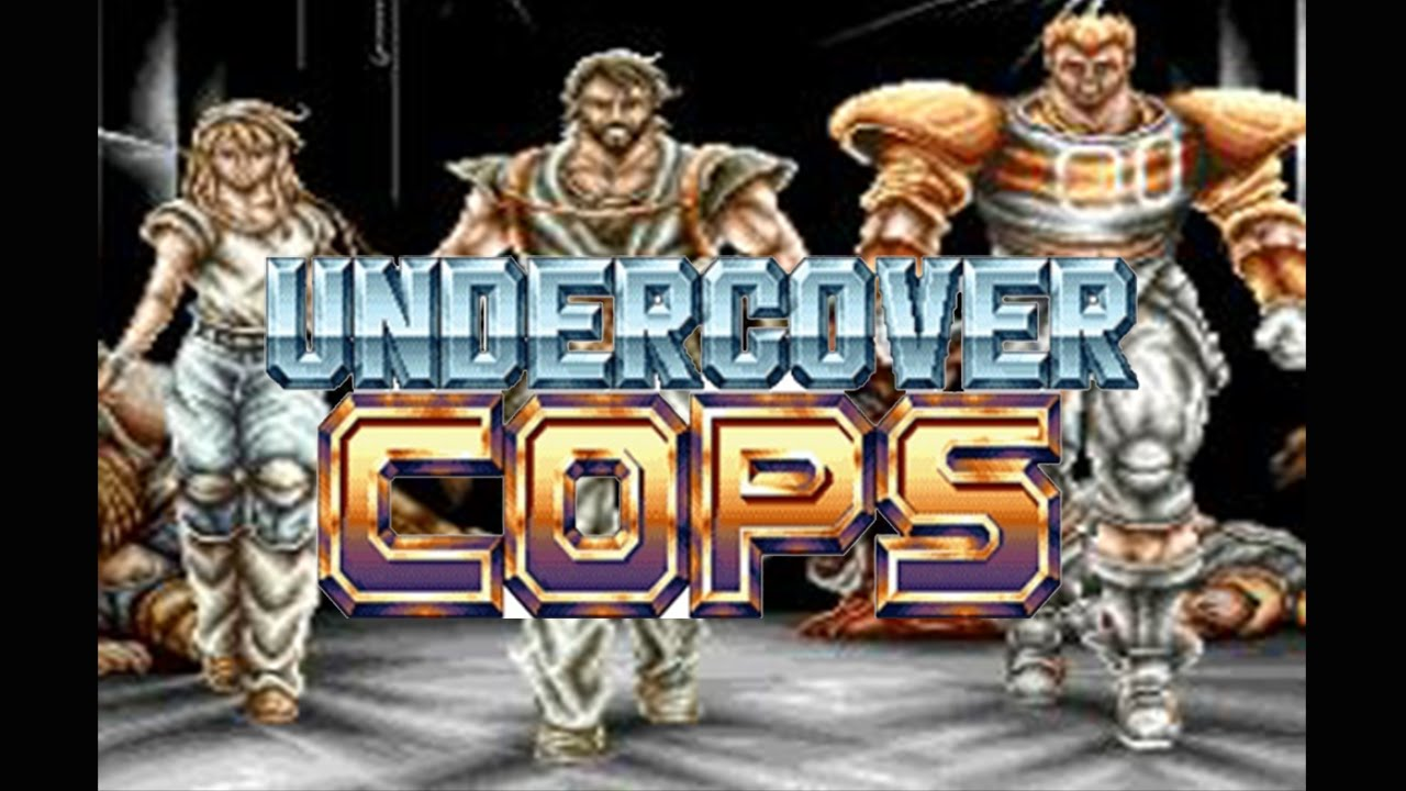 Undercover Cops Arcade (1992) Playthrough! - YouTube