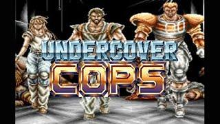 Undercover Cops Arcade (1992) Playthrough!