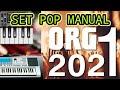 Cek Sound set Pop Manual ORG2021
