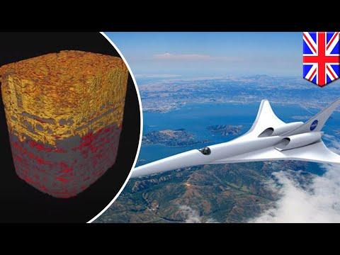 pesawat-hipersonic-segera-jadi-kenyataan,-ditemukan-materi-baru-tahan-panas-ekstrim---tomonews