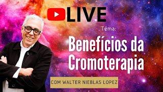 [LIVE] Os Benefícios da Cromoterapia