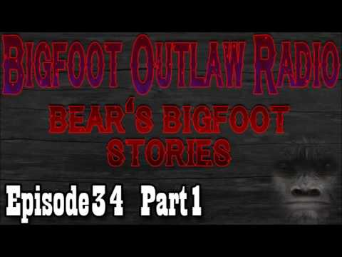 Bigfoot Encounters on a Mississippi Farm! Bigfoot Outlaw Radio Ep34