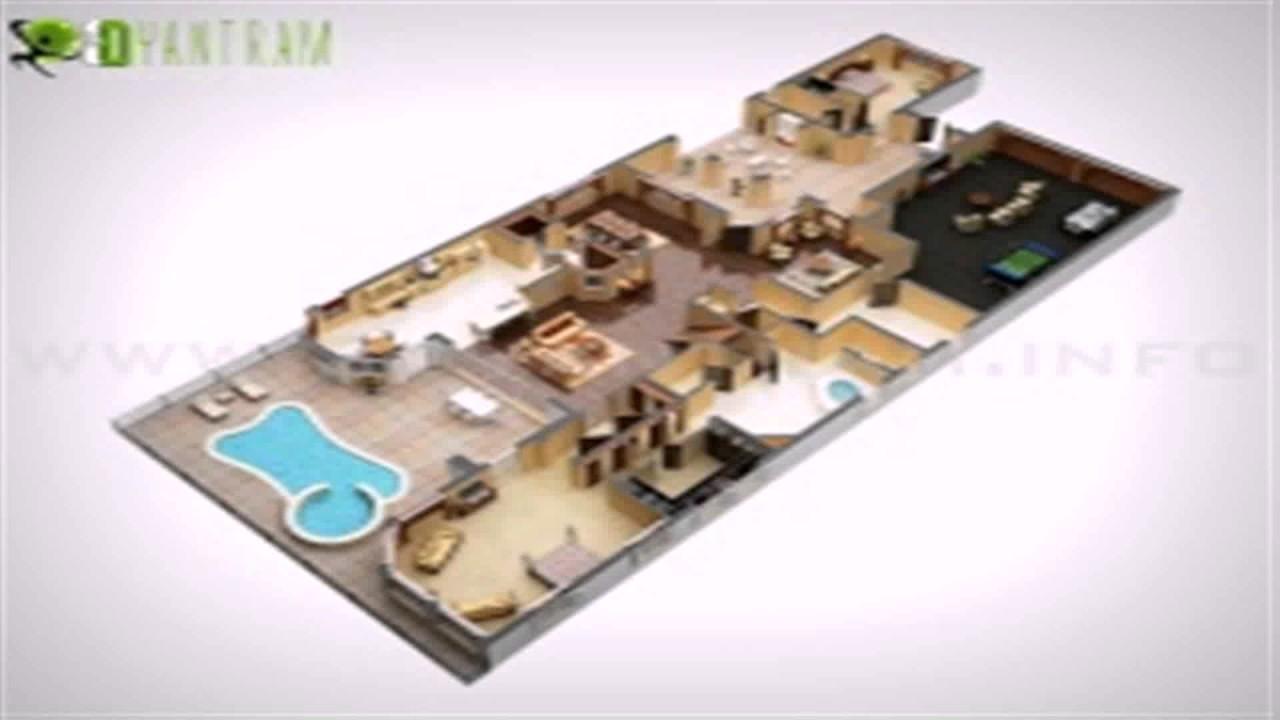 floor plan 3d design suite youtube