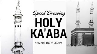 HOLY KABAH SPEED DRAWING