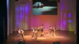 """Танец """"Афроджаз"""" Отчетный концерт 27.04.2016"""