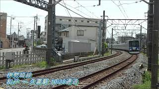 佐野線へ60000系が初入線♪ GW臨時列車【春の花めぐり号】 和戸〜久喜駅間