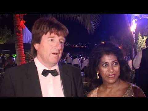 Karl Pilstl, Managing Director, Tobago's Leading Hotel: Blue Haven Hotel