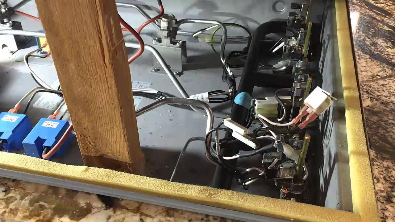 medium resolution of dacor pgm304 cooktop repair