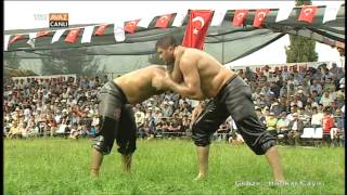 Gebze Yağlı Güreşleri - TRT Avaz