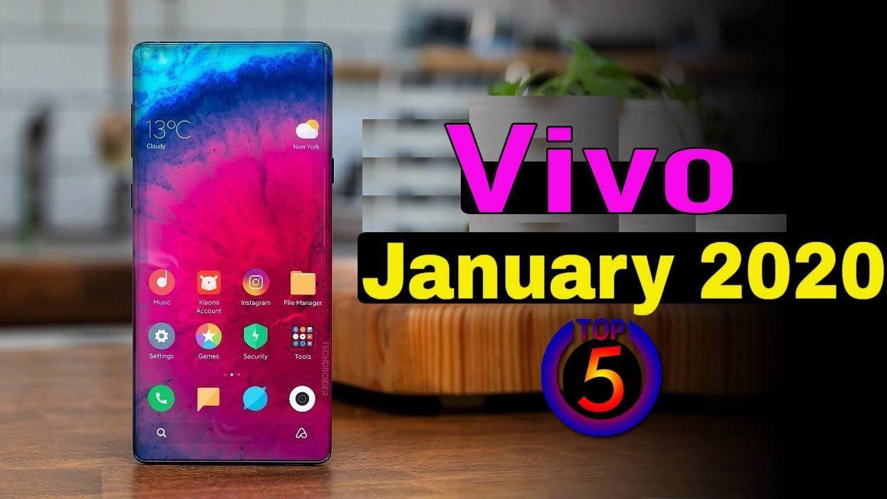 Vivo latest phone 2020