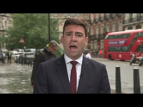 Andy Burnham: Labour candidate on Jeremy Corbyn and welfare