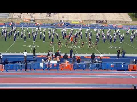 Morgan State University Band (2016)