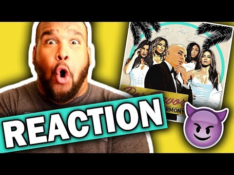 Pitbull ft. Fifth Harmony - POR FAVOR [REACTION]