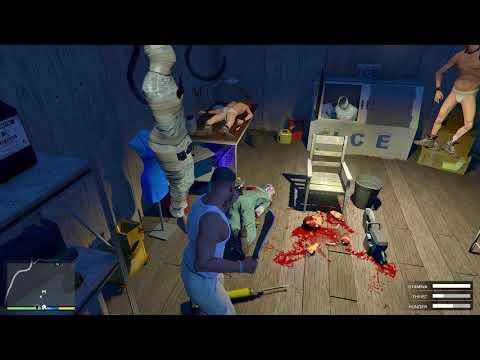 GTA 5 - ЧТО ЖИВЕТ В ЗАБРОШЕННОМ ДОМЕ В ГТА 5 МОДЫ! - СТРАШНЫЙ МОНСТР ОБЗОР МОДА GTA 5 Mods Игры