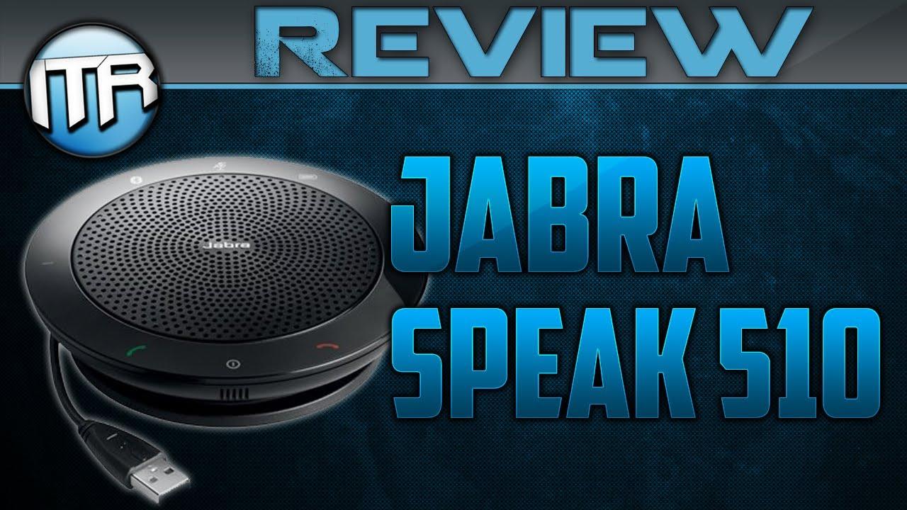jabra speak 510 die innovative freisprecheinrichtung hd. Black Bedroom Furniture Sets. Home Design Ideas