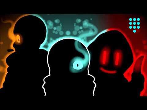 【10 HOURS】 Bad Time Trio Undertale AU 'Triple The Threat' NITRO Remix