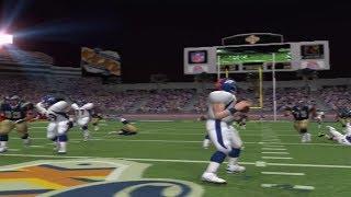 Madden 2001 Superbowl PS2 Broncos Rams