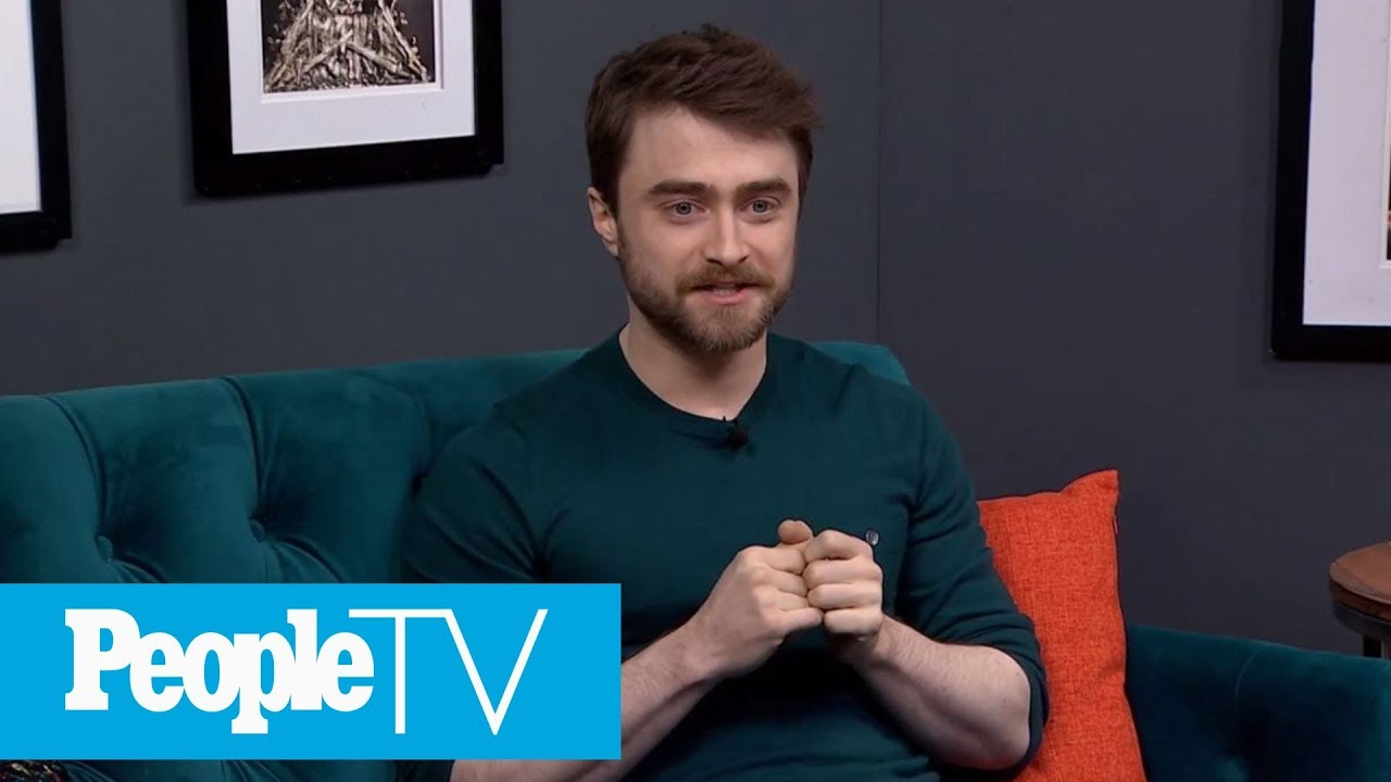 Daniel Radcliffe On Steve Buscemi In 'Miracle Workers' | PeopleTV