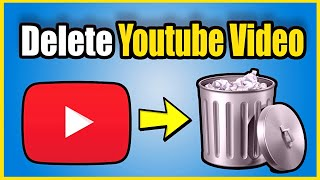How to Delete a Youtube Video on Your CHANNEL Forever! (Easy Method)