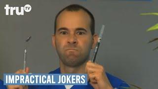 Video Impractical Jokers - Prank at the Dentist's Office download MP3, 3GP, MP4, WEBM, AVI, FLV Januari 2018