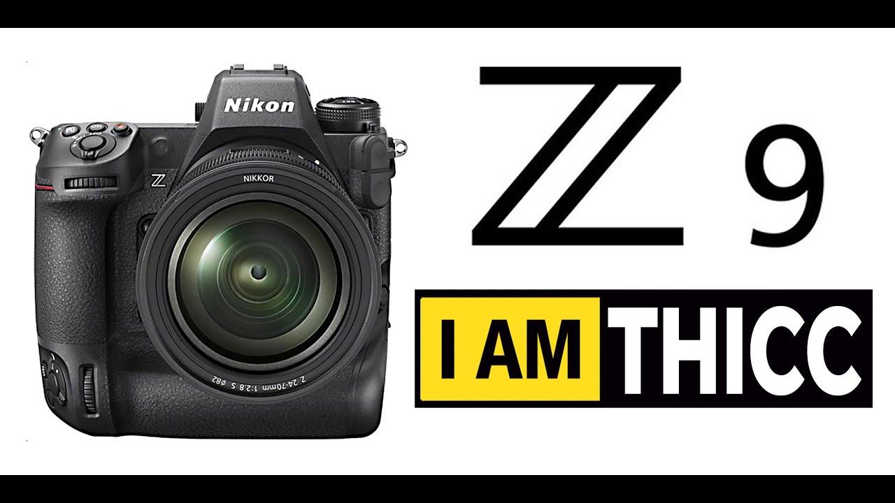 Download Nikon Z9 Preview - Full Size Sony a1?