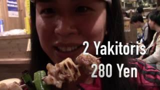 Cheep and Yummy Yakitori in Shinjuku / Tokyo Restaurant Japan