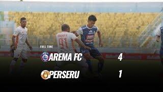 [Pekan 30] Cuplikan Pertandingan Arema FC vs Perseru, 11 November 2018