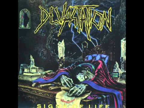 Devastation - Signs of Life 1989 full album