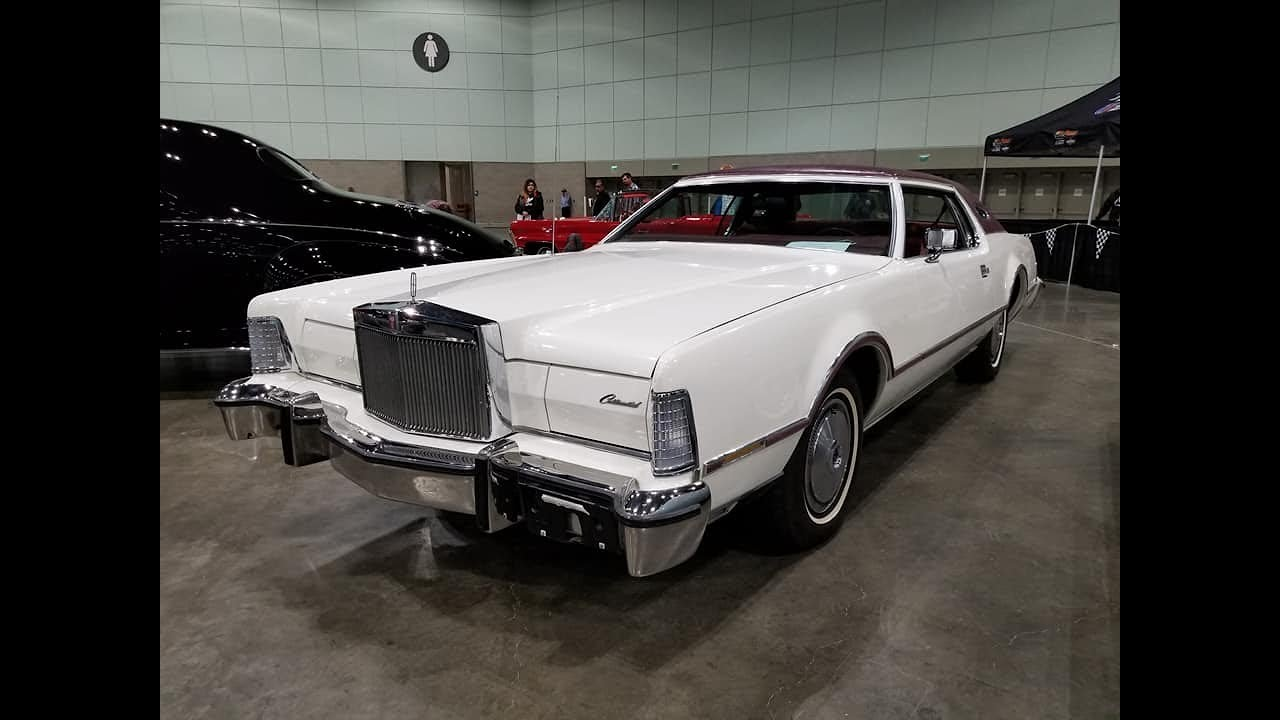 1974 - '76 Lincoln Continental Mark IV - YouTube