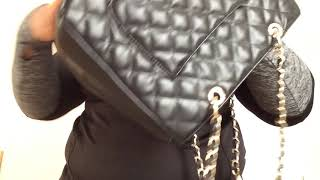 iOffer Unboxing Chanel Shopping Tote  Review ... 0766283712