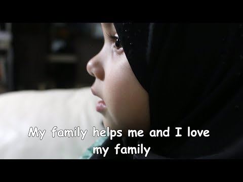 A cute documentary on Fatima Masud [3 yrs]