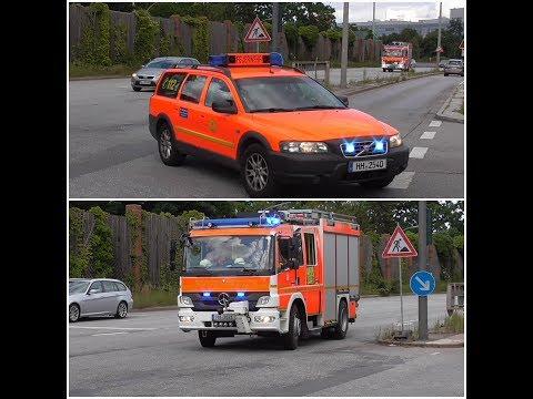 (Volvo VRW) VRW+SLF-T Elbtunnelfeuerwehr Hamburg Nord