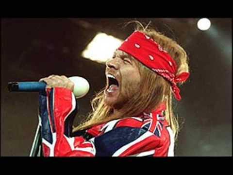 Guns N' Roses Sex Drugs And Rock n Roll