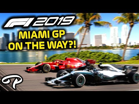 New F1 Miami GP in 2019?! 2019 Aero Discussion & 2018 Spanish GP Predictions - Pitlane Podcast #82
