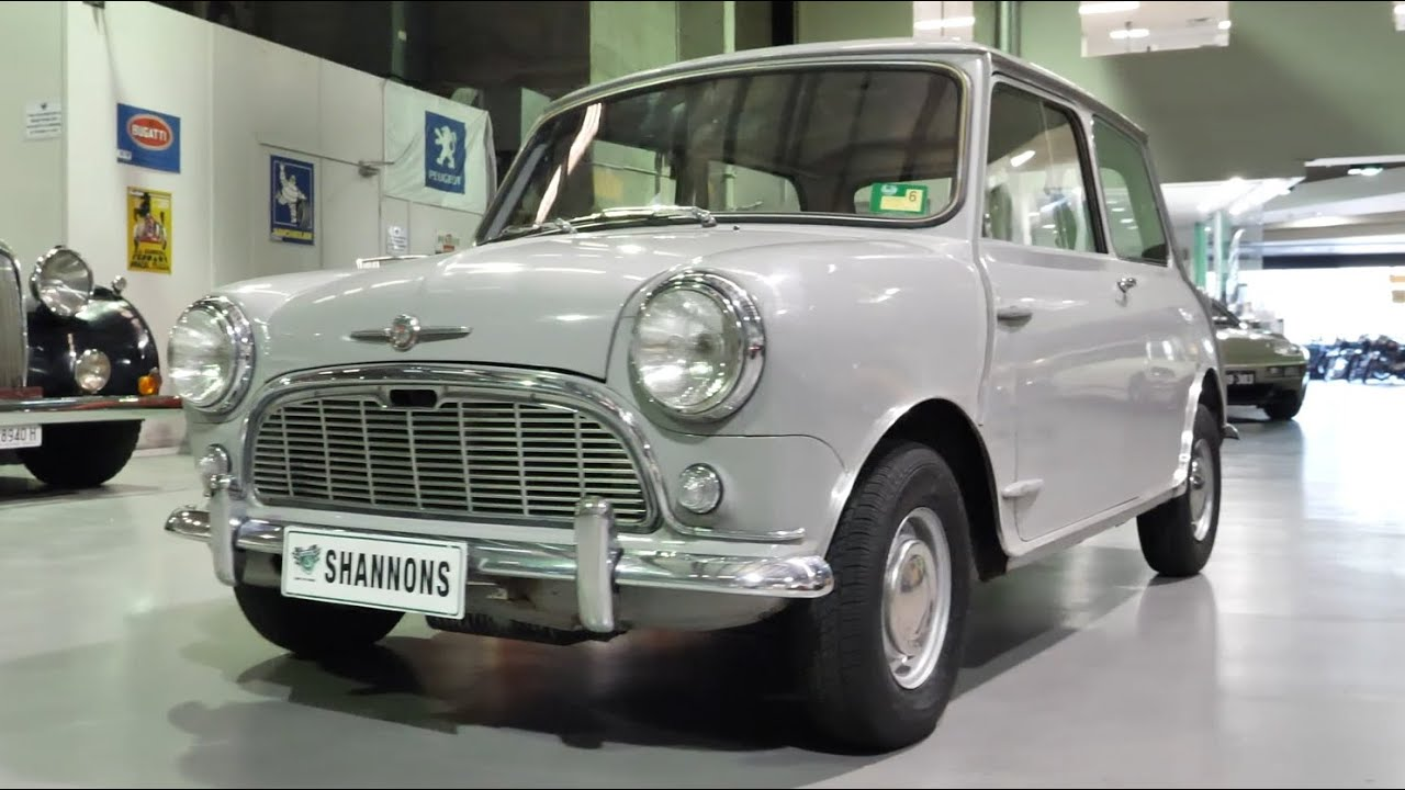 1963 Morris Mini 850 Saloon - 2020 Shannons Winter Timed Online Auction