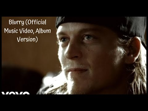 Mix - Puddle Of Mudd - Blurry [Official Video]