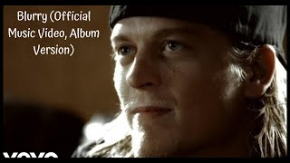 Puddle Of Mudd Blurry Official Video