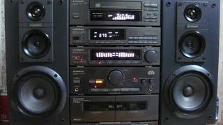 Dàn âm thanh Pioneer Công suất 1000W  Hệ thống âm thanh 5.1