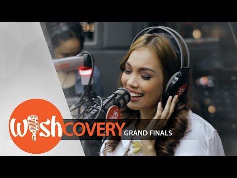 "WISHCOVERY (Grand Finals): Carmela Ariola sings ""Tunay Na Ligaya"" LIVE on Wish 107.5 Bus"